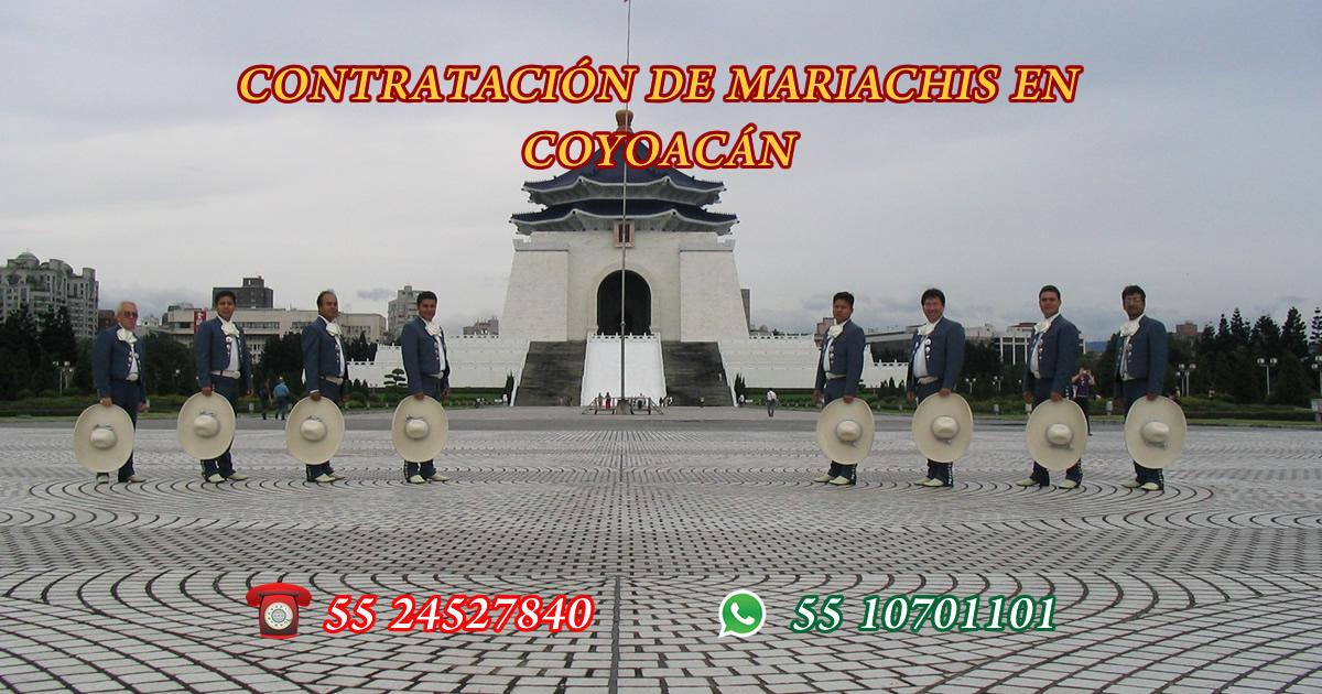 Mariachis en Piloto