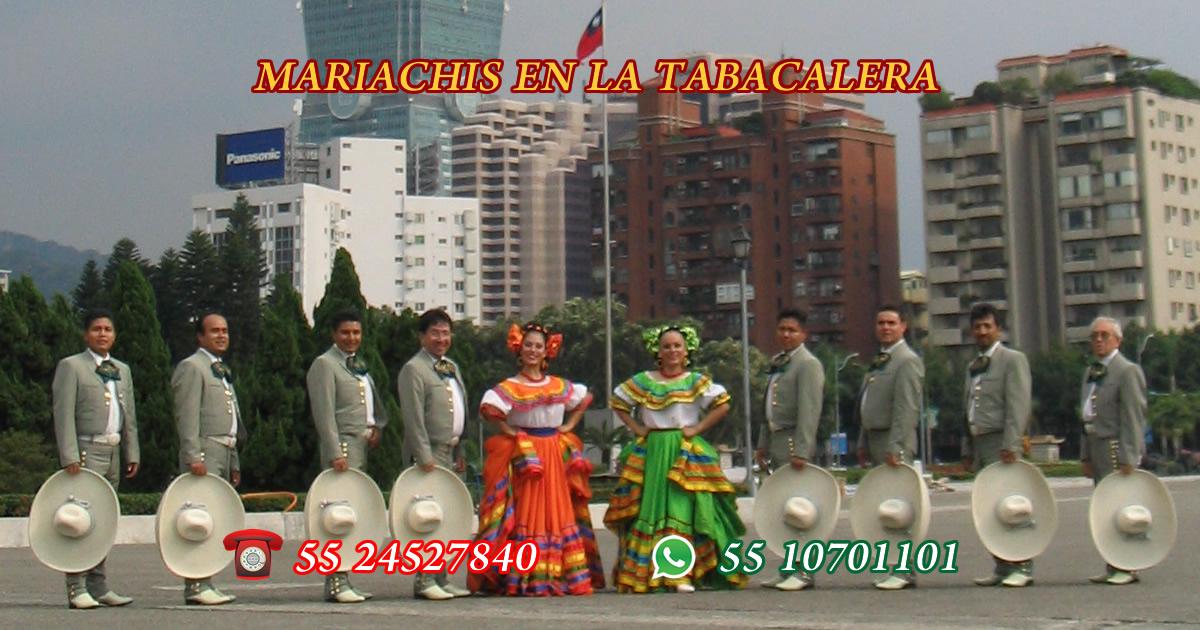 Mariachis en La Tabacalera